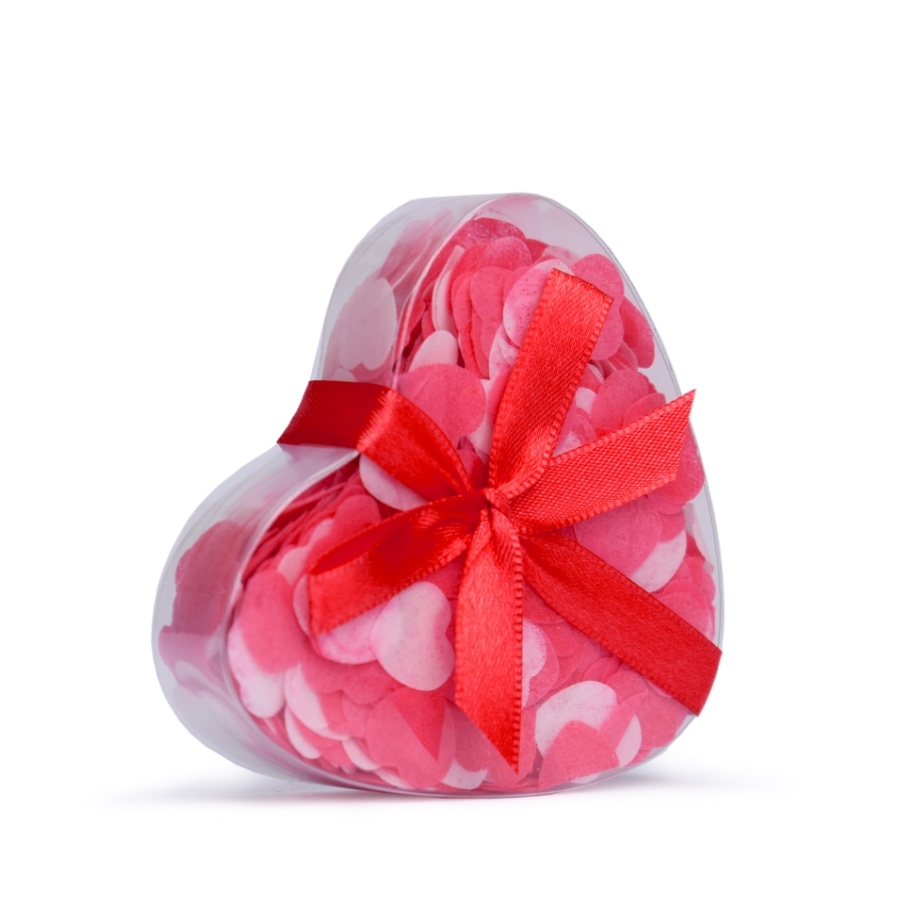 Image of Hearts Badekonfetti