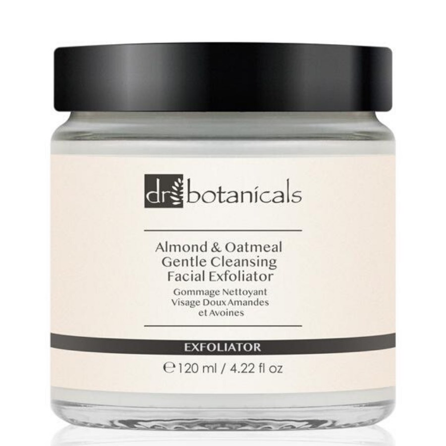 Image of Almond & Oatmeal Cleansing Exfoliator