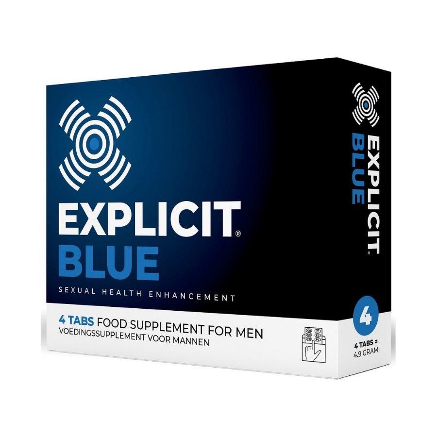 Image of Explicit Blue