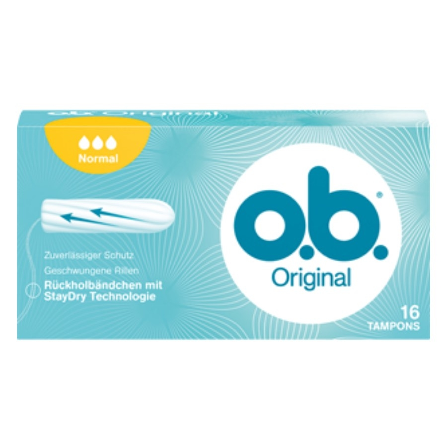Image of o.b. Original Normal