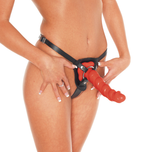 Image of Strap-on Harness mit Ring