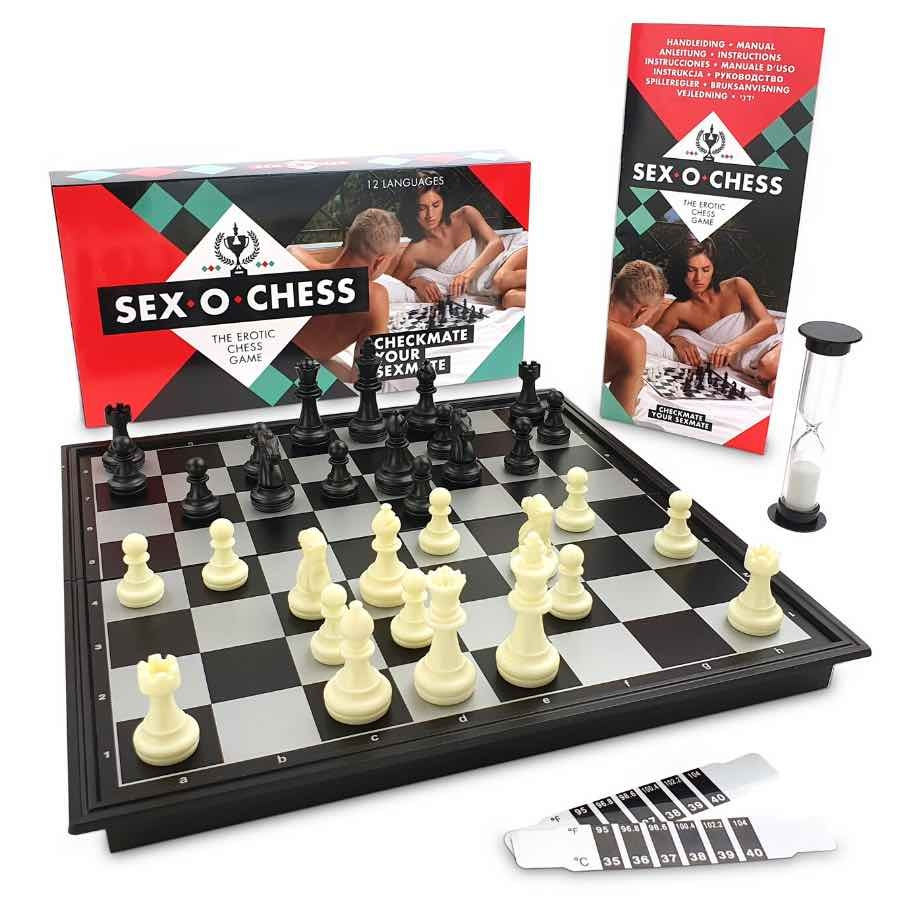 Image of Sex o Chess