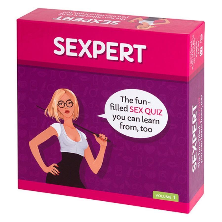 Image of Sexpert (Englisch)
