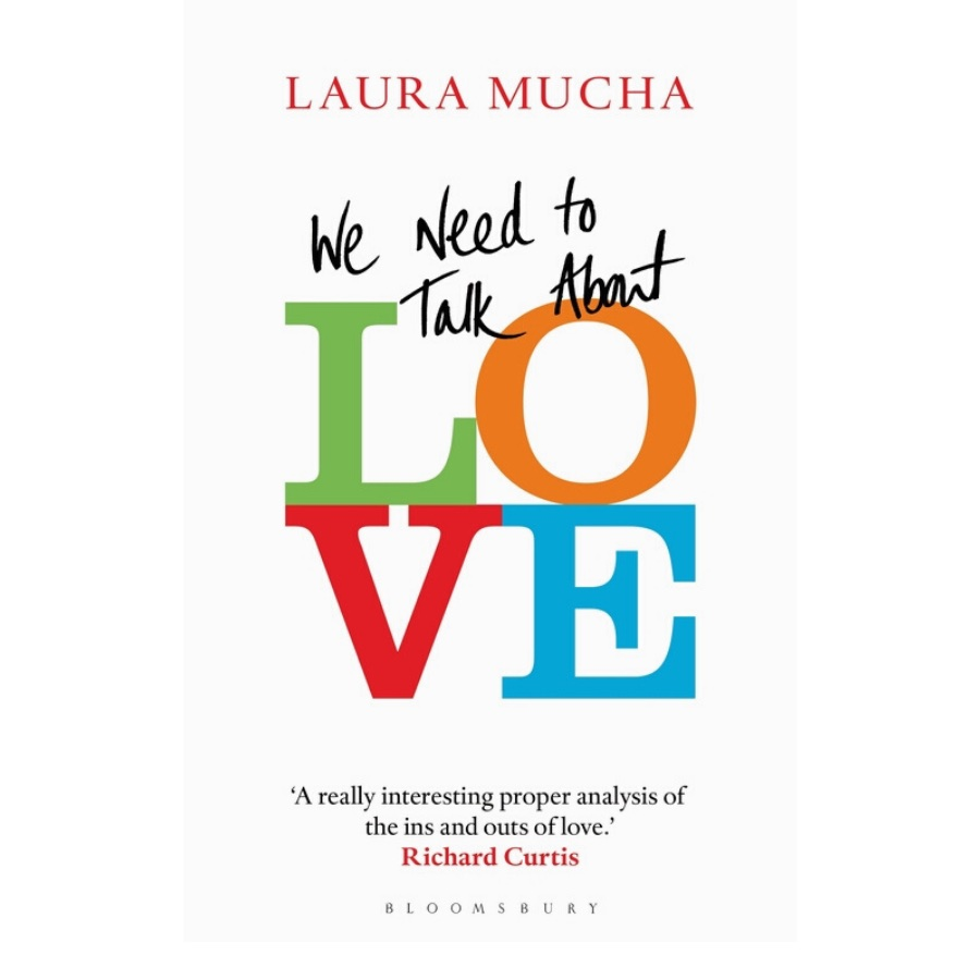 Image of We need to Talk About Love (Englisch)